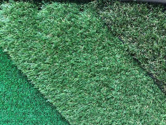 人工芝の寿命
