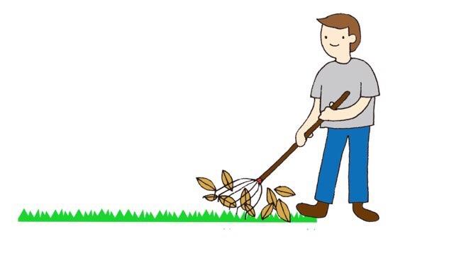 人工芝 掃除