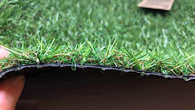 キャンドゥの人工芝
